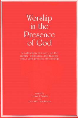 Image for Worship in the Presence of God