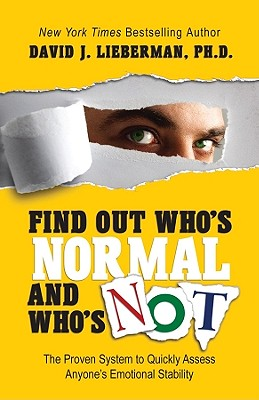 Image for Find Out Who's Normal and Who's Not