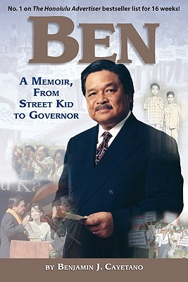 Image for Ben: A Memoir, from Street Kid to Governor