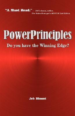 Image for PowerPrinciples: Do You Have The Winning Edge?
