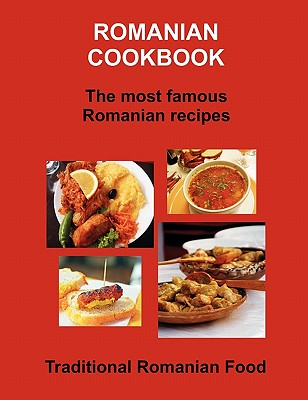 Image for Romanian Cookbook