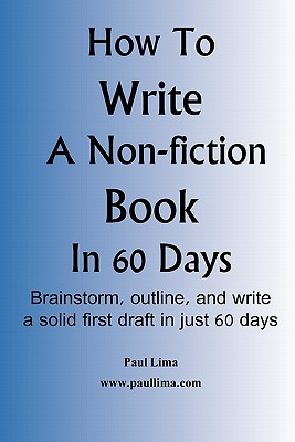 Image for How to Write a Non-Fiction Book in 60 Days