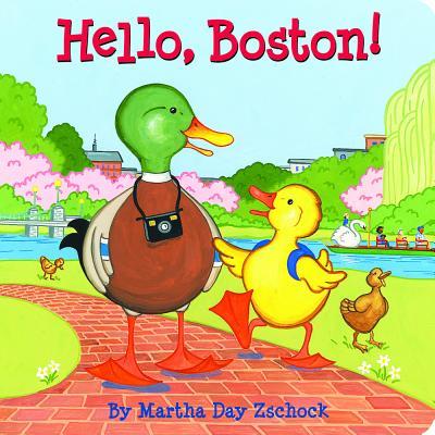 Image for Hello, Boston!