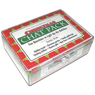 CHRISTMAS CHAT PACK, QUESTMARC PUBLISHING
