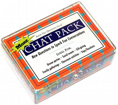 MORE CHAT PACK: NEW QUESTIONS TO SPARK FUN CONVERSATIONS, QUESTMARC PUBLISHING