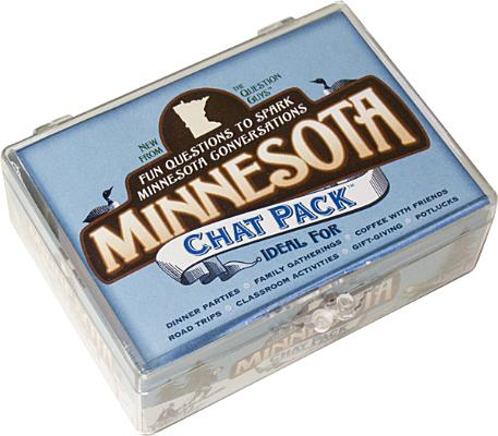 Chat Pack Minnesota: Fun Questions to Spark Minnesota Conversations, Nicholaus, Bret; Lowrie, Paul