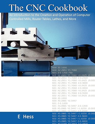 Image for The CNC Cookbook: An Introduction to the Creation and Operation of Computer Controlled Mills, Router Tables, Lathes, and More