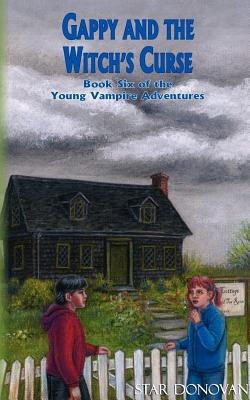 Gappy and the Witch's Curse (Book Six of the Young Vampire Adventures), Donovan, Star