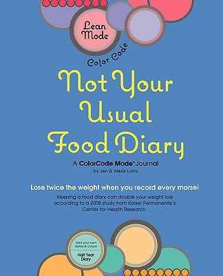 Image for Lean Mode, Color Code - Not Your Usual Food Diary