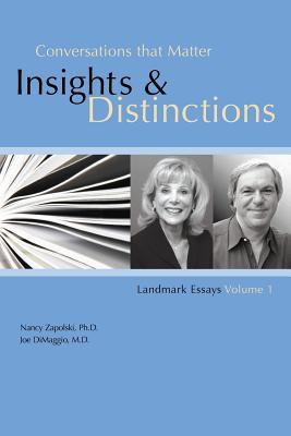 Image for Conversations That Matter: Insights & Distinctions-Landmark Essays Volume 1