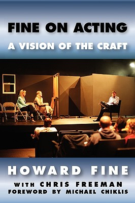 Image for Fine on Acting: A Vision of the Craft