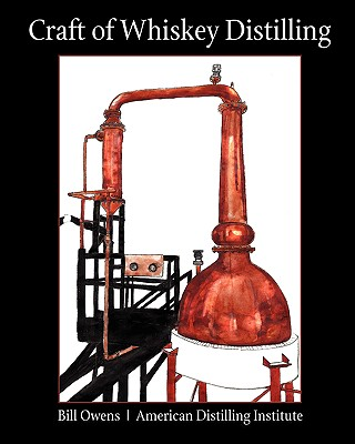 Image for Craft of Whiskey Distilling