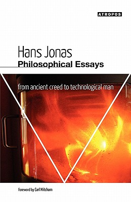 Image for Philosophical Essays: From Ancient Creed to Technological Man