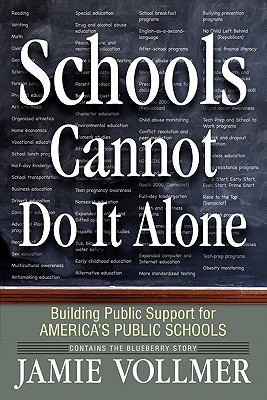 Image for SCHOOLS CANNOT DO IT ALONE