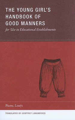 Image for Young Girl's Handbook of Good Manners for Use in Educational Establishments