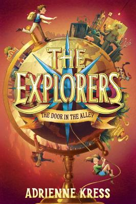 Image for The Explorers: The Door in the Alley