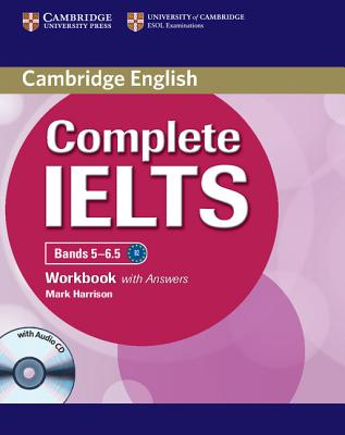 Image for Complete IELTS Bands 5-6.5 Workbook with Answers