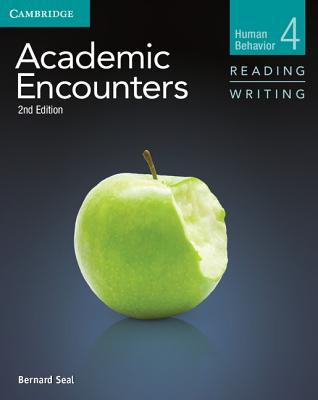 Image for Academic Encounters Level 4 Reading and Writing Student's Book  Human Behavior