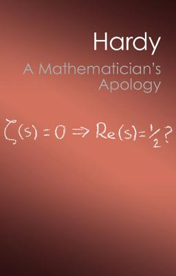 A Mathematician's Apology (Canto Classics), G. H. Hardy