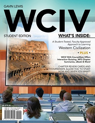 Image for WCIV (with Review Cards with CourseMate, Wadsworth Western Civilization Resource Center 2-Semester Printed Access Card)
