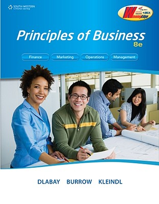 Principles of Business (DECA), Dlabay, Les; Burrow, James L.; Kleindl, Brad