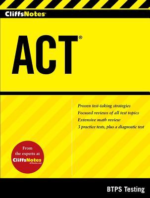 CliffsNotes ACT, BTPS Testing