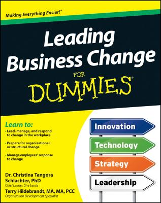 Image for Leading Business Change For Dummies