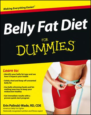 Image for BELLY FAT DIET FOR DUMMIES