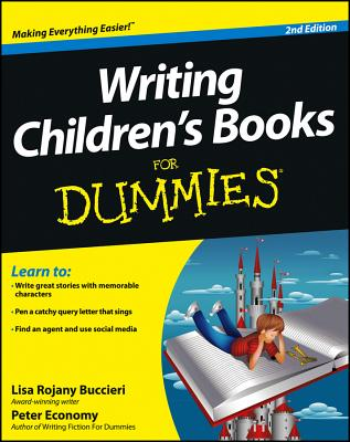 Image for WRITING CHILDREN'S BOOKS FOR DUMMIES