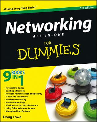 Image for Networking All-in-One For Dummies