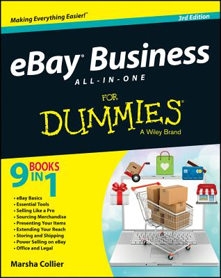 Image for eBay Business All-in-One For Dummies