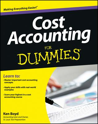 Image for Cost Accounting For Dummies