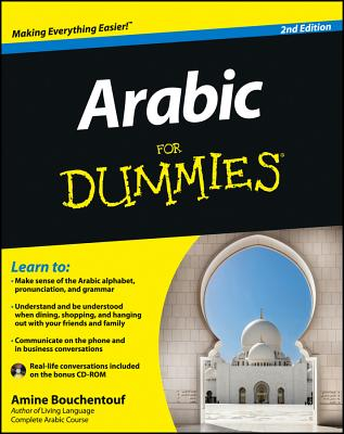 Image for Arabic For Dummies 2E