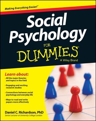 Social Psychology For Dummies, Richardson, Daniel