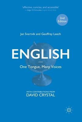 English - One Tongue, Many Voices, Svartvik, Jan; Leech, Geoffrey