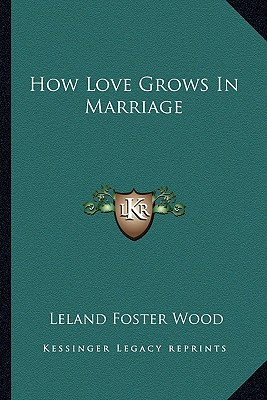 Image for How Love Grows In Marriage