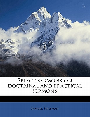 Image for Select Sermons on Doctrinal and Practical Sermons
