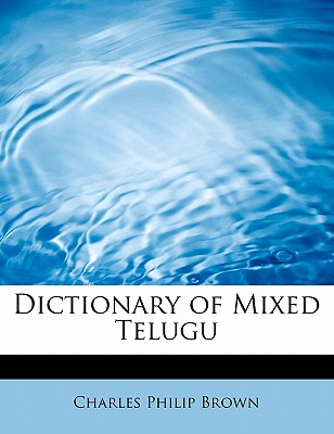Image for Dictionary of Mixed Telugu