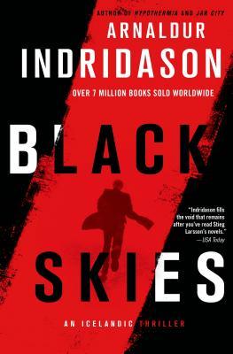 Black Skies: An Inspector Erlendur Novel, Arnaldur Indridason