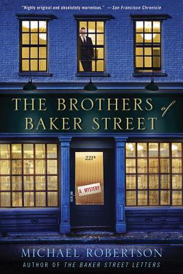 Image for The Brothers of Baker Street (The Baker Street Letters)