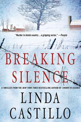 BREAKING SILENCE (KATE BURKHOLDER, NO 3), CASTILLO, LINDA