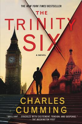 The Trinity Six, Charles Cumming