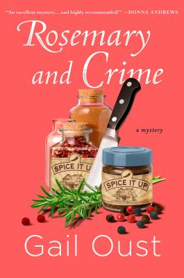 Rosemary and Crime, Gail Oust