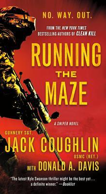 Running the Maze (Sniper), Coughlin, Jack, Davis, Donald A.