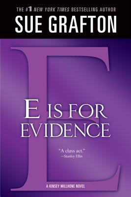 """Image for """"E"""" is for Evidence: A Kinsey Millhone Mystery (Kinsey Millhone Alphabet Mysteries)"""