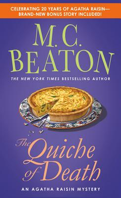 Image for Quiche of Death, The