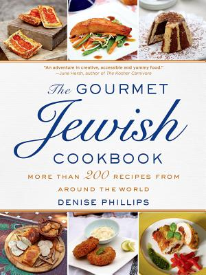Image for GOURMET JEWISH COOKBOOK