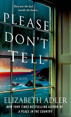 Image for Please Don't Tell: The Emotional and Intriguing Psychological Suspense Thriller