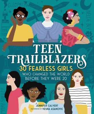 Image for TEEN TRAILBLAZERS