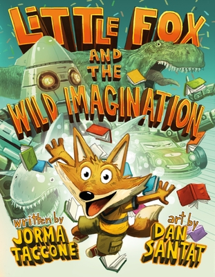Image for LITTLE FOX AND THE WILD IMAGINATION